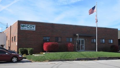 McCoy Sales, Kansas City
